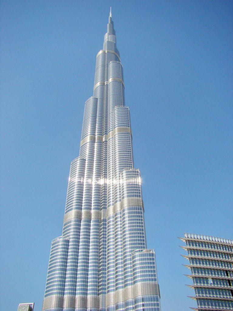 Burj Khalifa Architecture