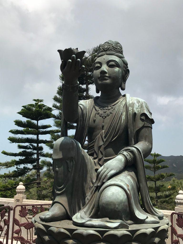 Bodhivista Statue