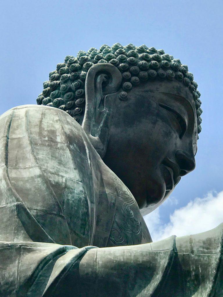 The Bronze Statue of Big Buddha