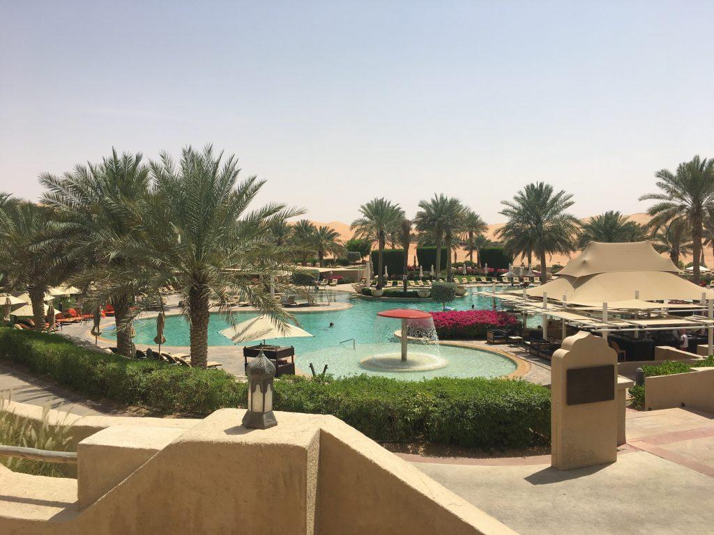 Liwa Desert Hotel Dubai