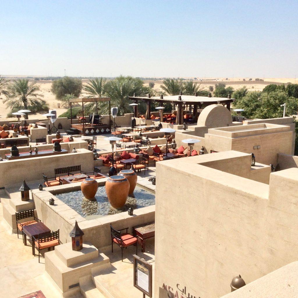 rooftop terrace bab al shams