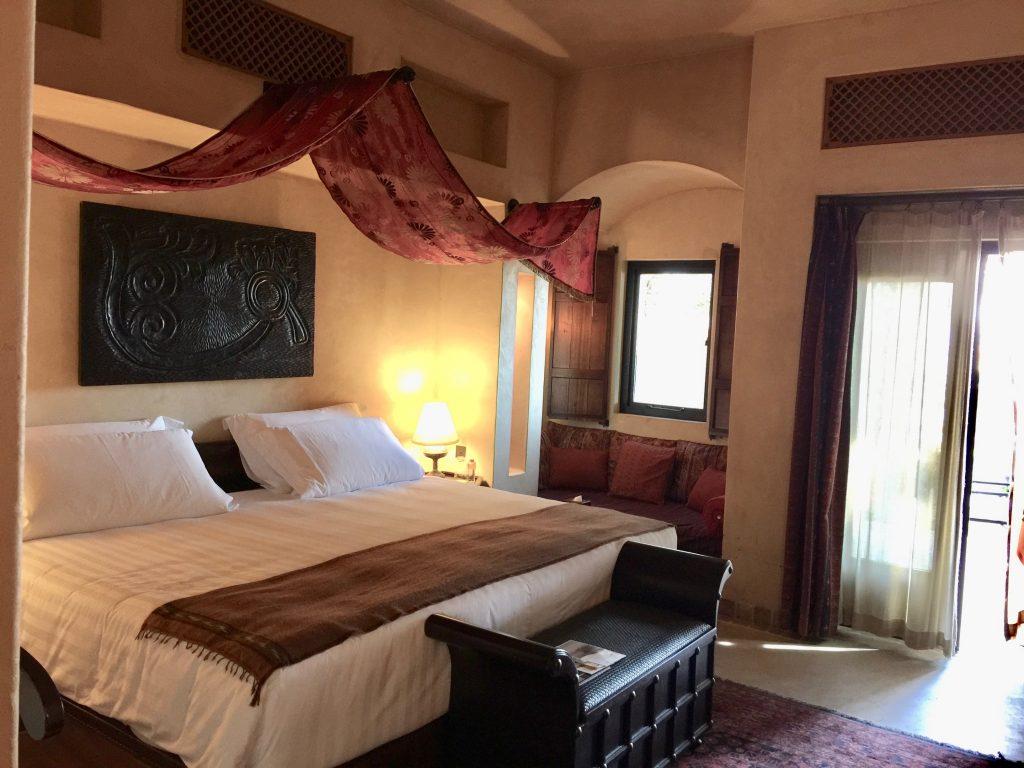 Bab al shams guest room