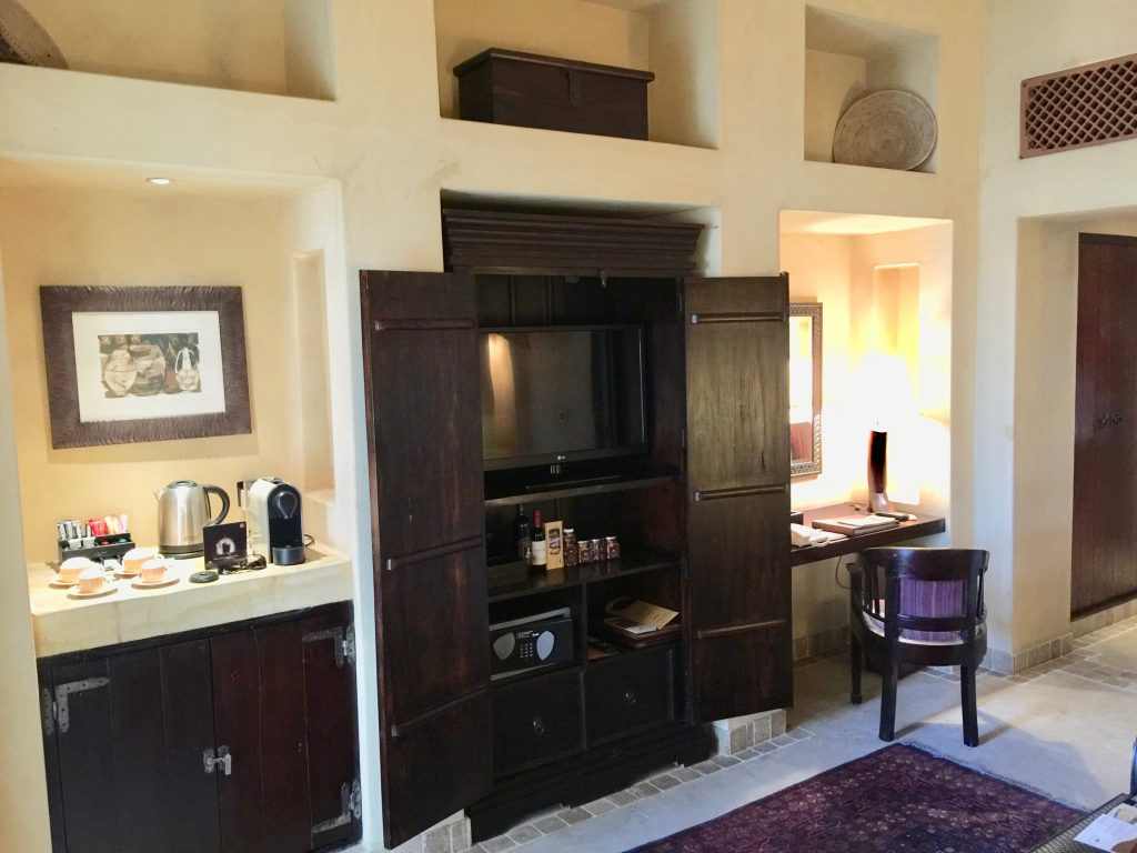 internal guest room Bab al shams