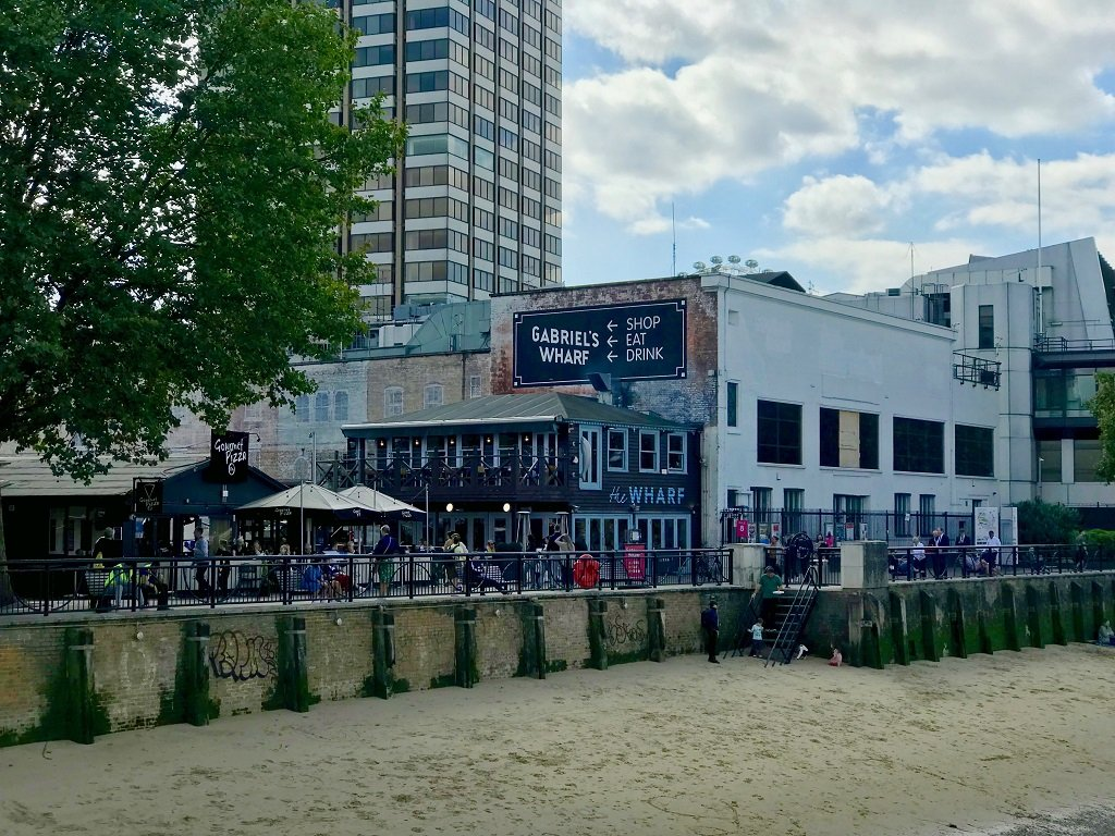 Gabriel's Wharf London