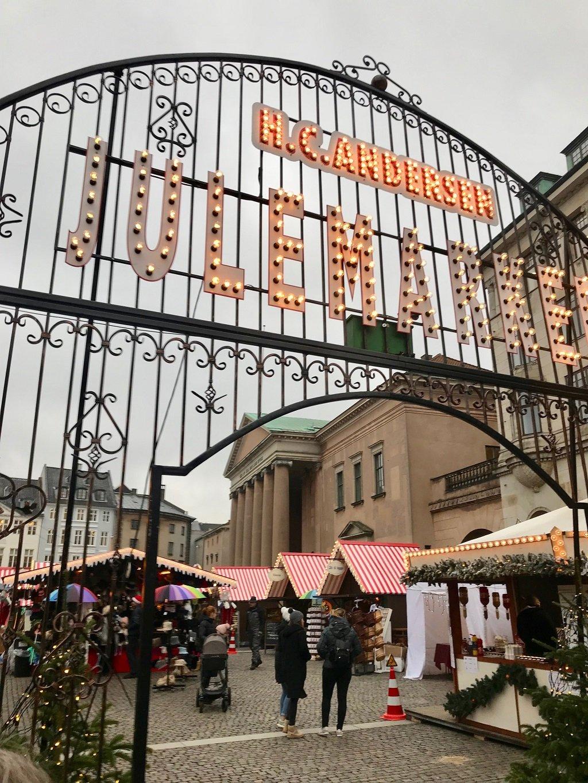 Danish Christmas Market