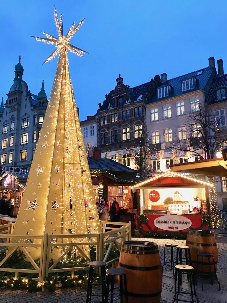 Stroget Christmas Market