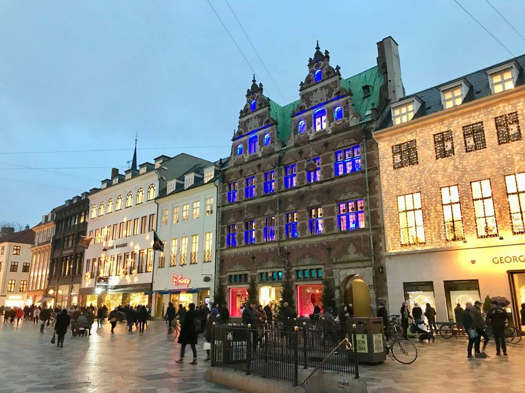 Stroget, Copenhagen