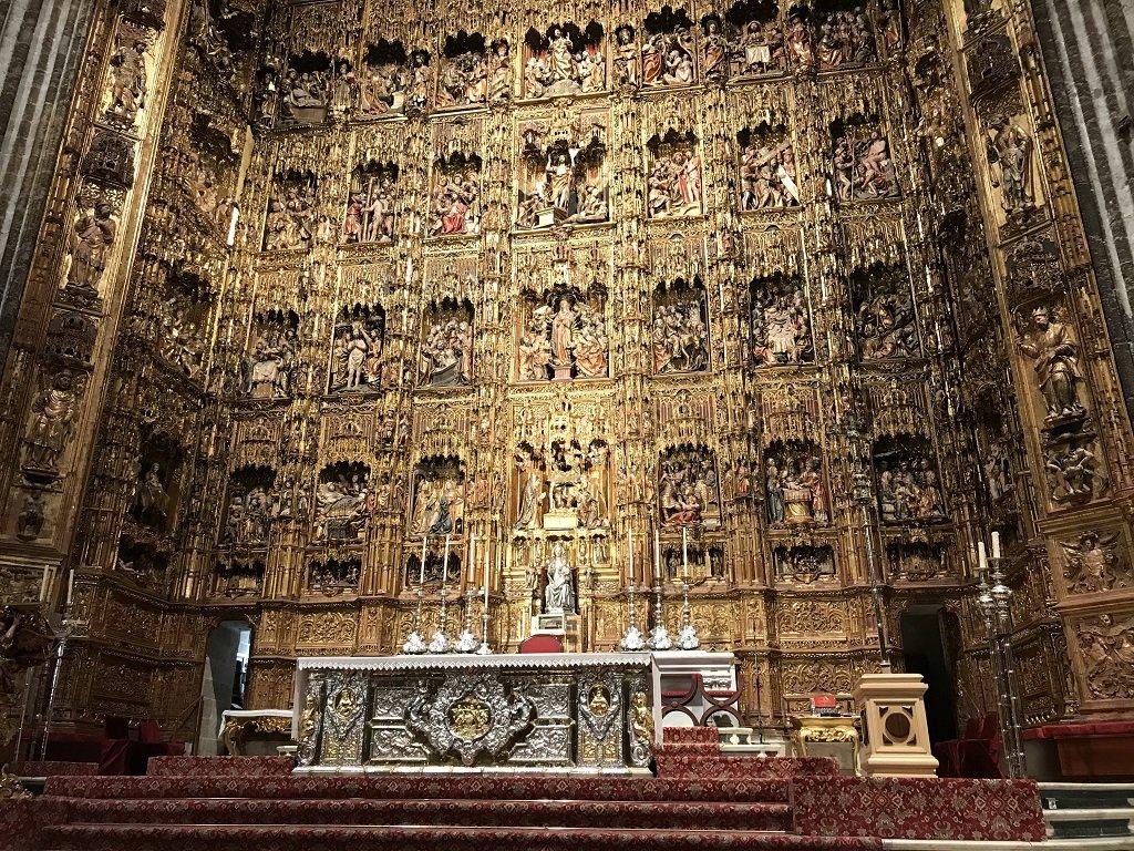 High Altar Seville Cathedral