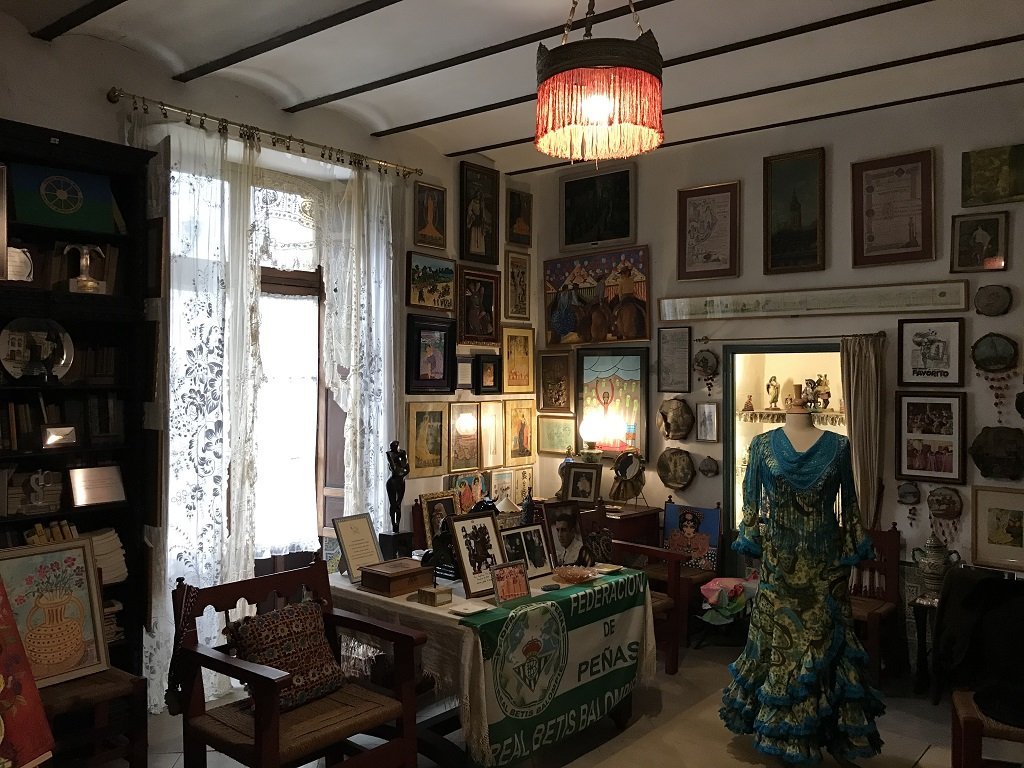 art and crafts room in las Duenas