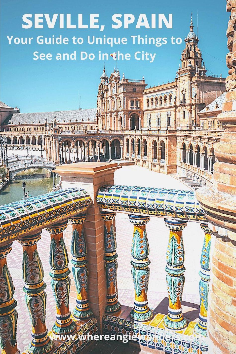 Pinterest Graphic Seville