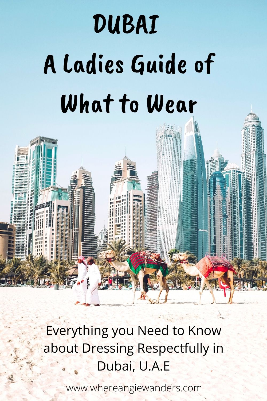 Pinterest Graphic Dubai