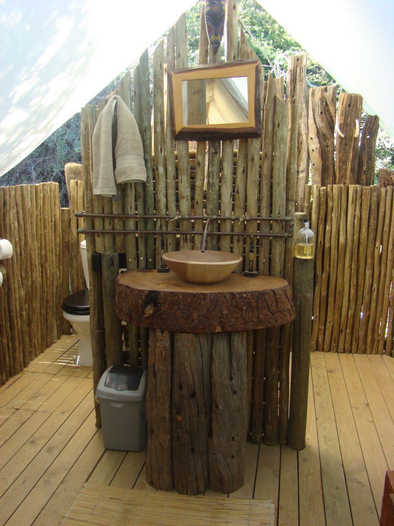 Quartermains Bathroom Facilities