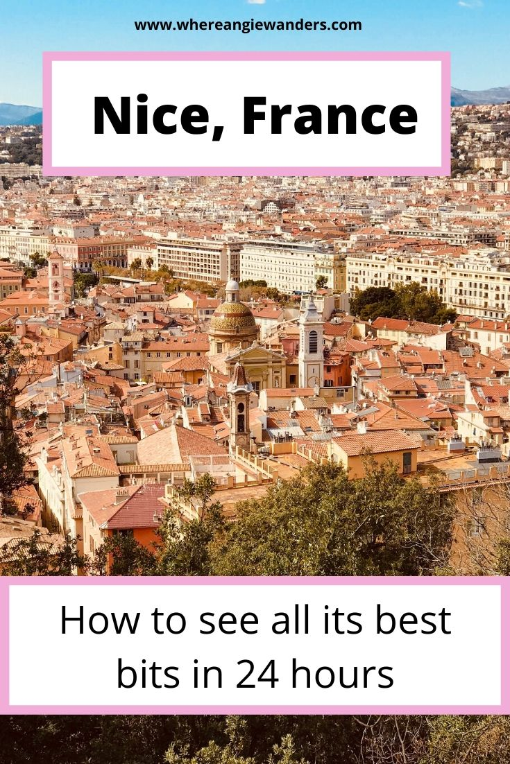 Pinterest Picture of Nice Town