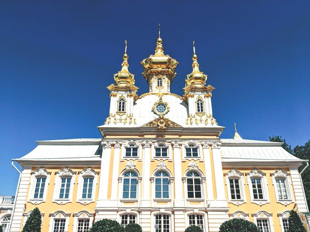 A russia palace
