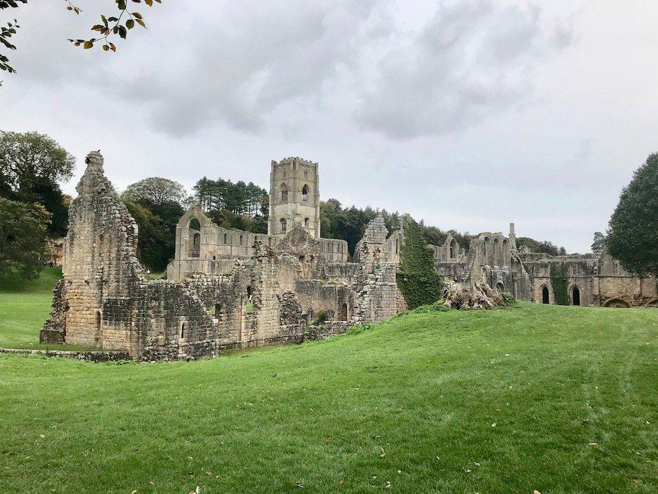 Monastic ruins