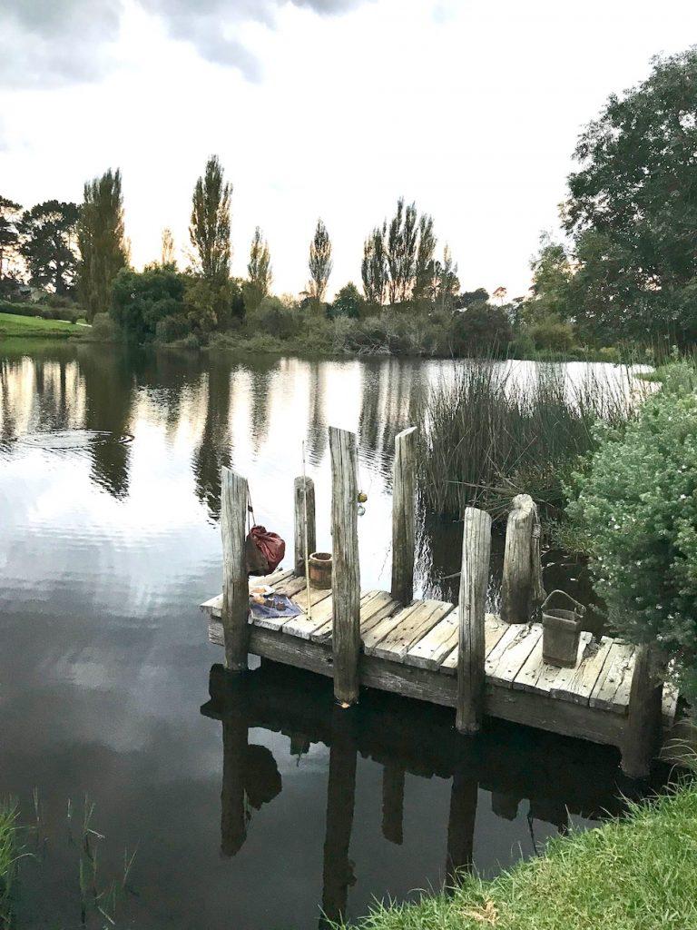 Hobbiton Lake