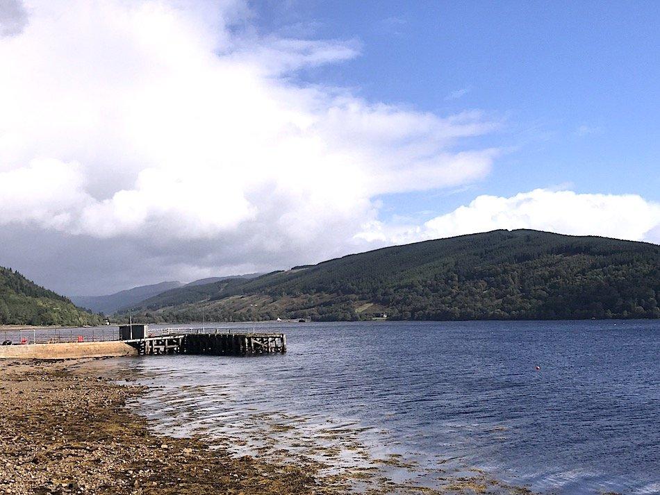 Loch Fyne views
