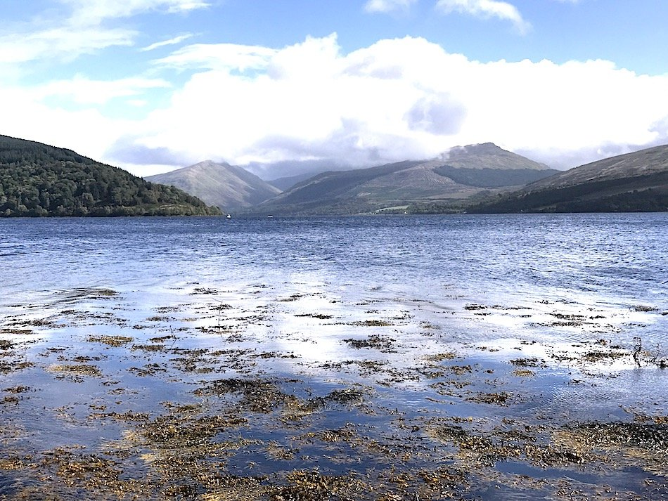 a Scottish Loch
