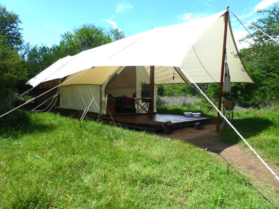 Quartermains Camp Tent South Africa