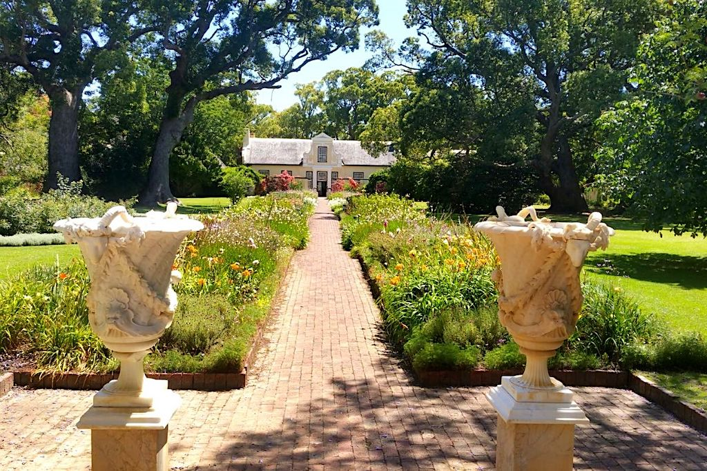 Vergelegen Wine Estate in the Cape Winelands