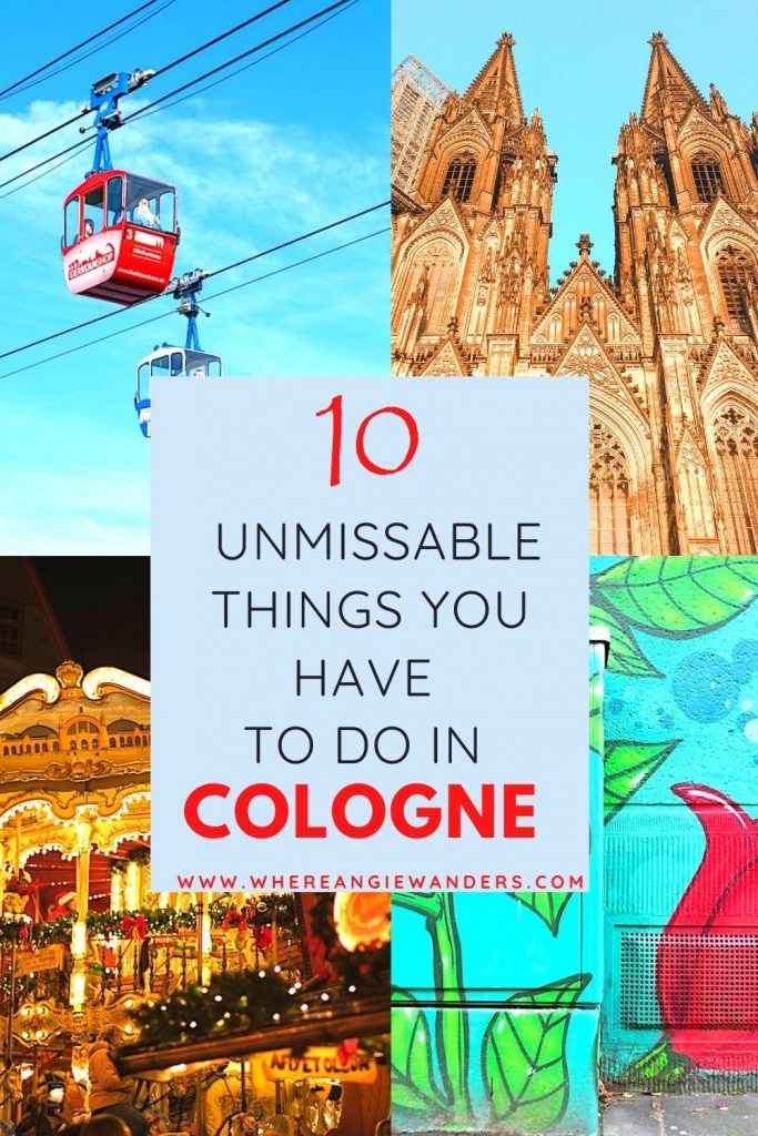 A Guide of Things to Do in Cologne
