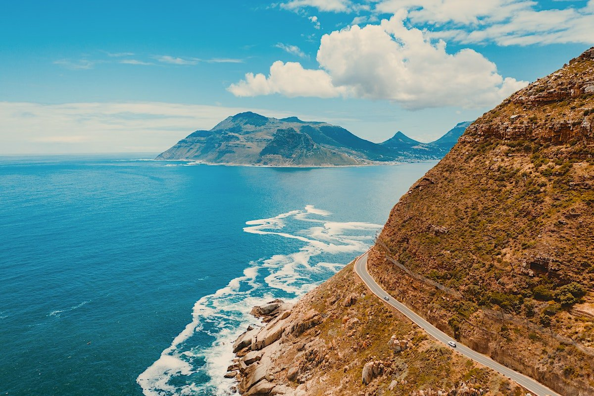 View of Chapman's Peak