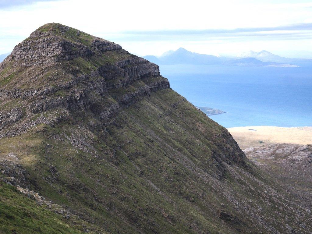 landscape shot of Rum