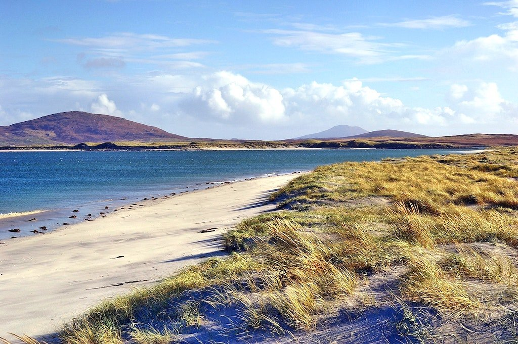 Island of Lewis in Scotland's Outer Hebrides