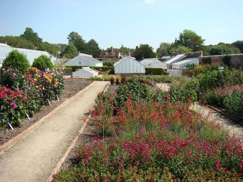 Walled Garden Glasshouses