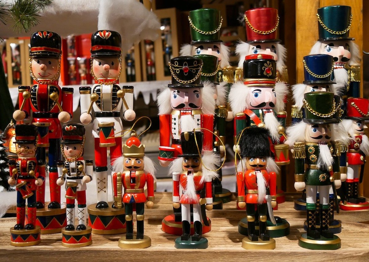 German Nutcracker Ornaments