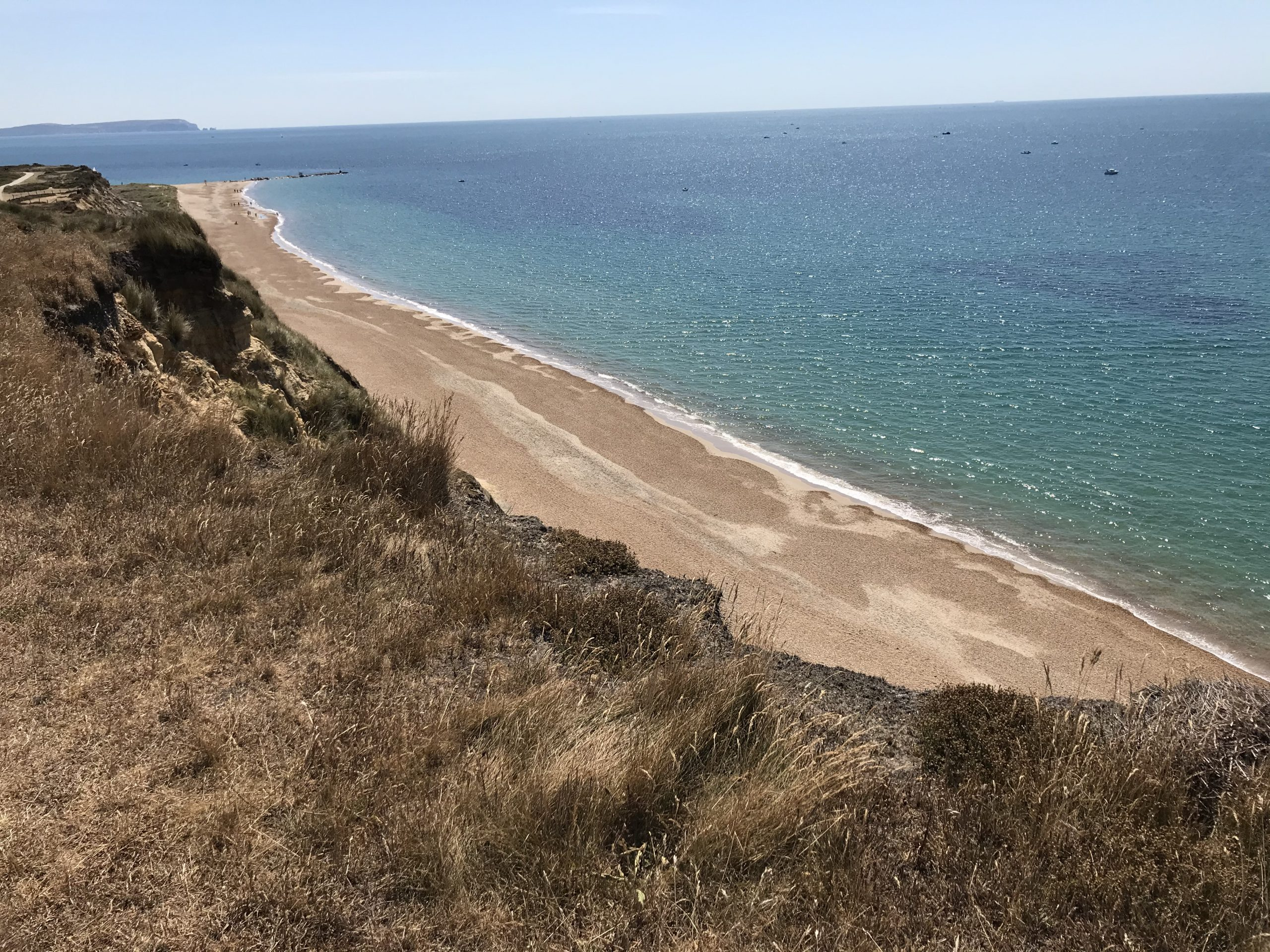 Beach Views from Henigstbury Head