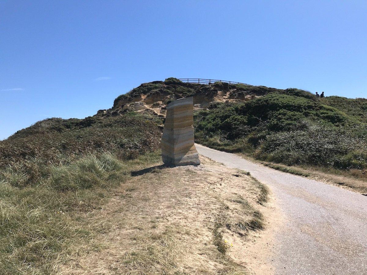 Cliff Walk at Hengistbury Head