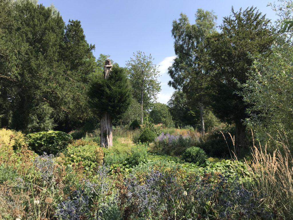 Foliage at Spring Gardens