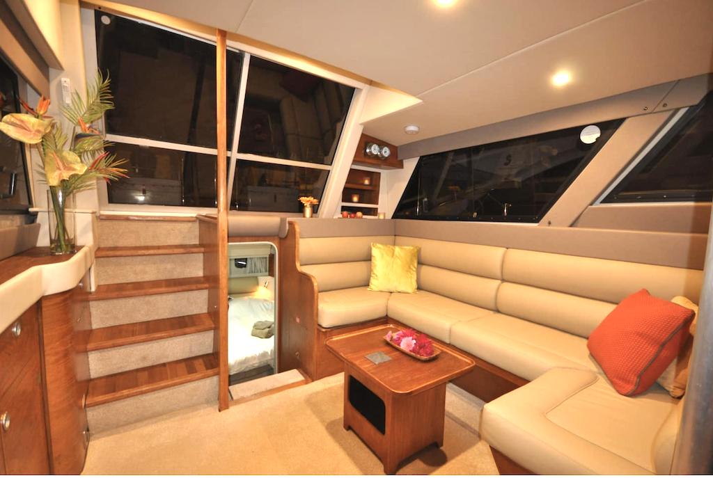 Luxury Motor Cruiser