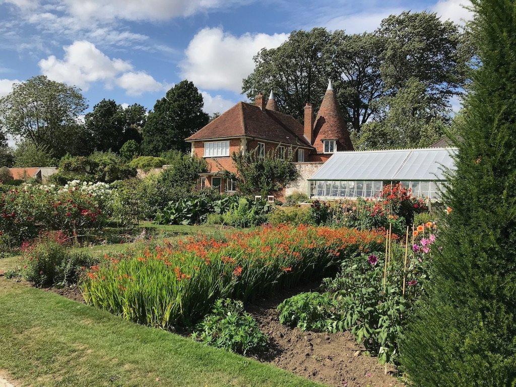 Walled Garden Oat House