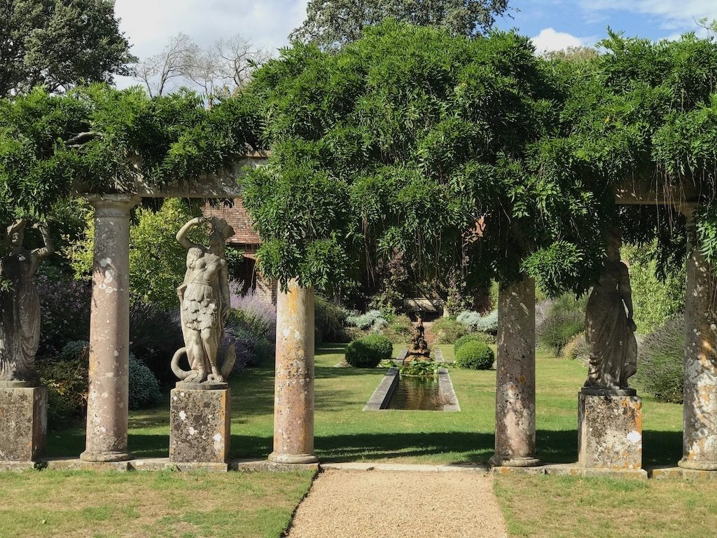 Italian Roman Statues