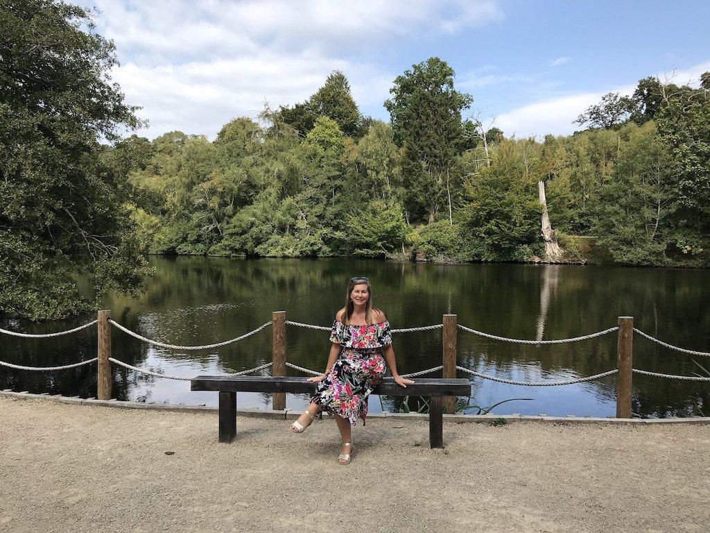 New Pond at Leonardslee