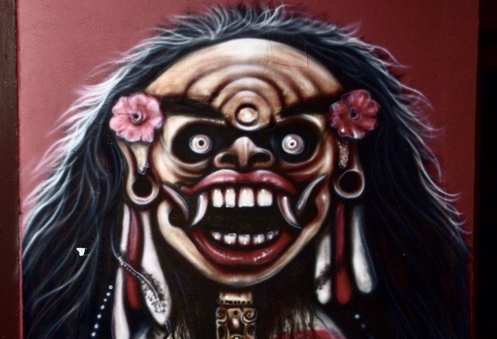street art in Java