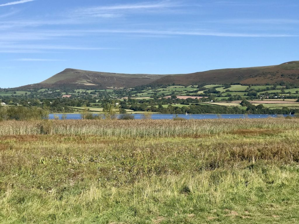 Llangorse Lake walk