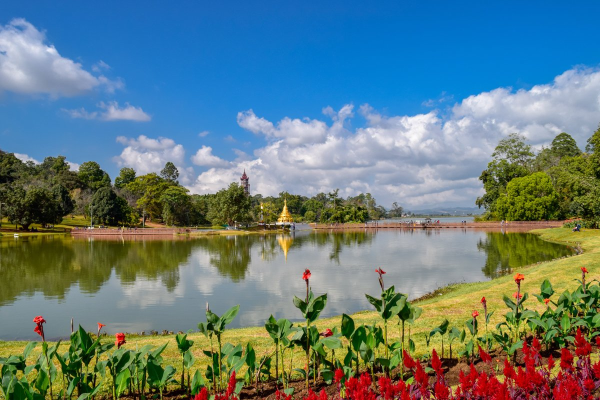 National Kandawgyi Gardens