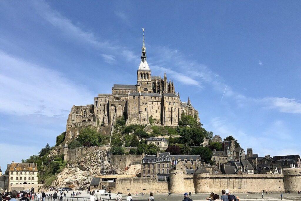 Mont-St-Michel-Northern-France