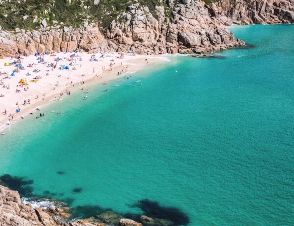 Porthcurno-Beach-Cornwall-UK