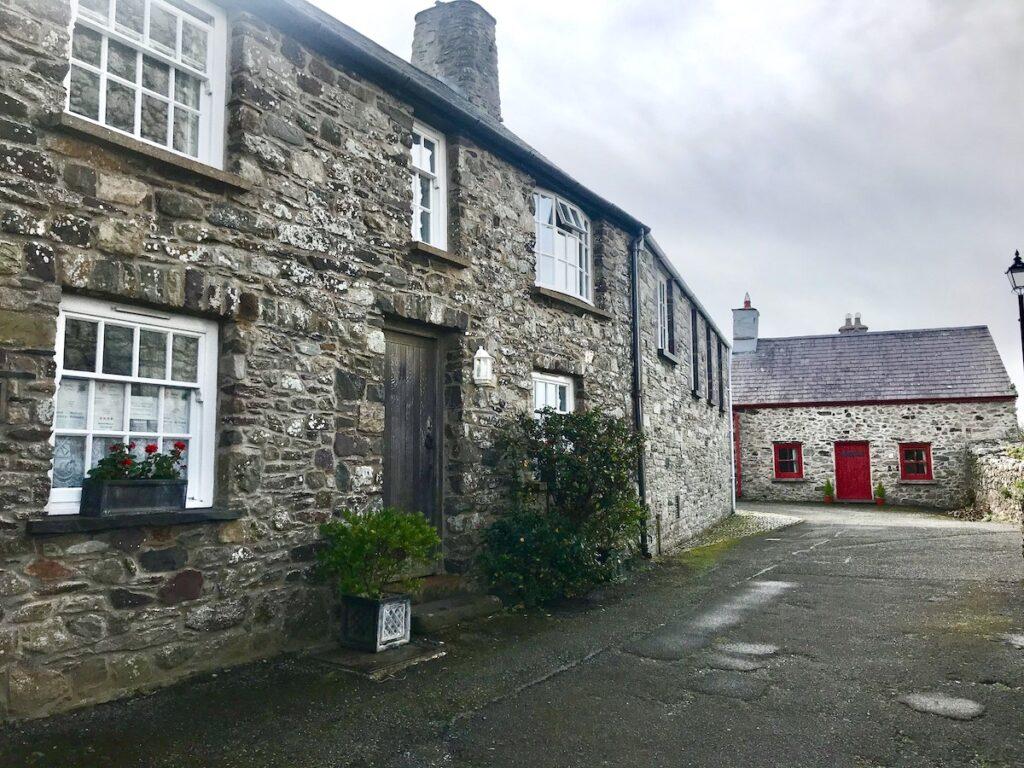 Flint Cottage in St Davids Pembrokeshire