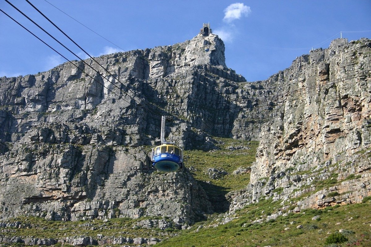 table-mountain-cable-car-Cape Town