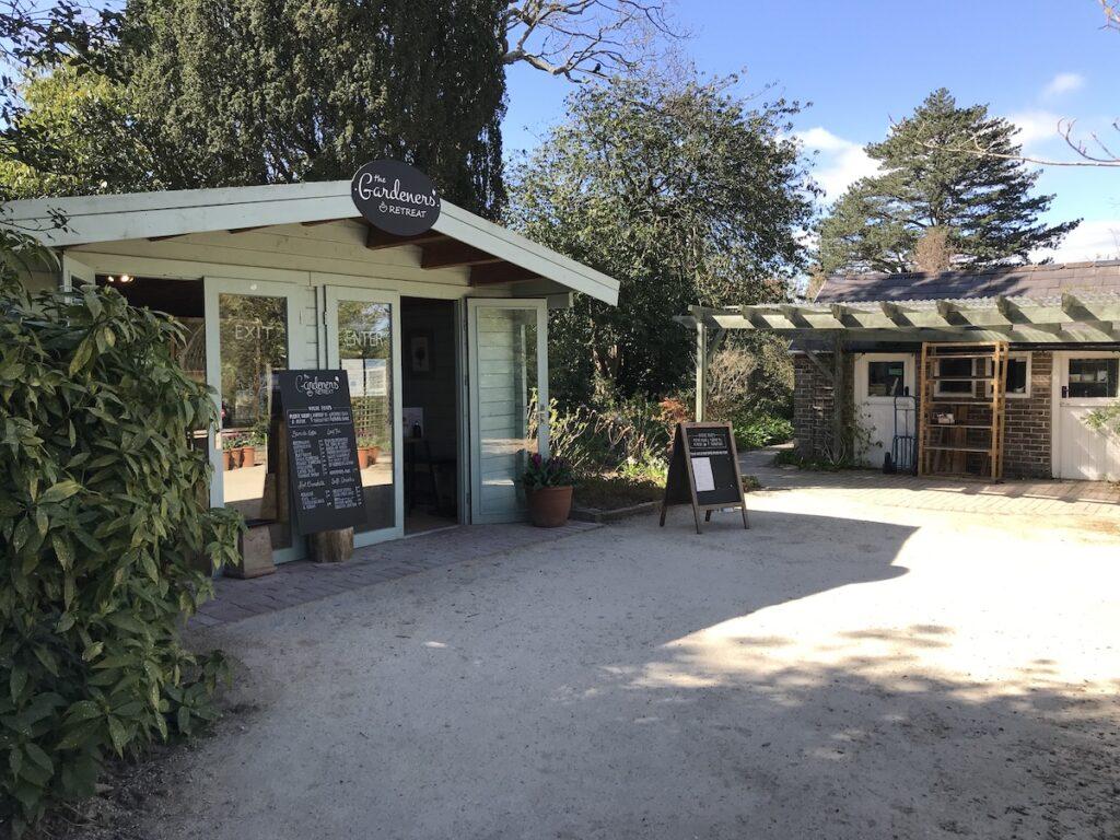 Borde Hill Cafe