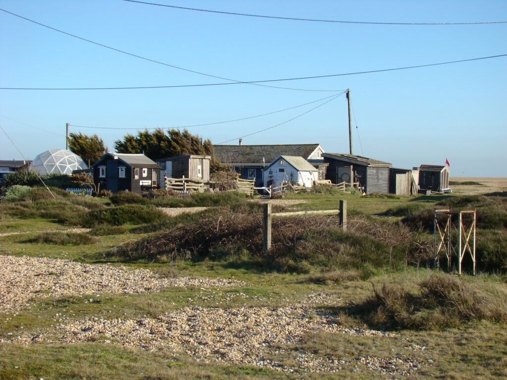 A Dungeness Cottage