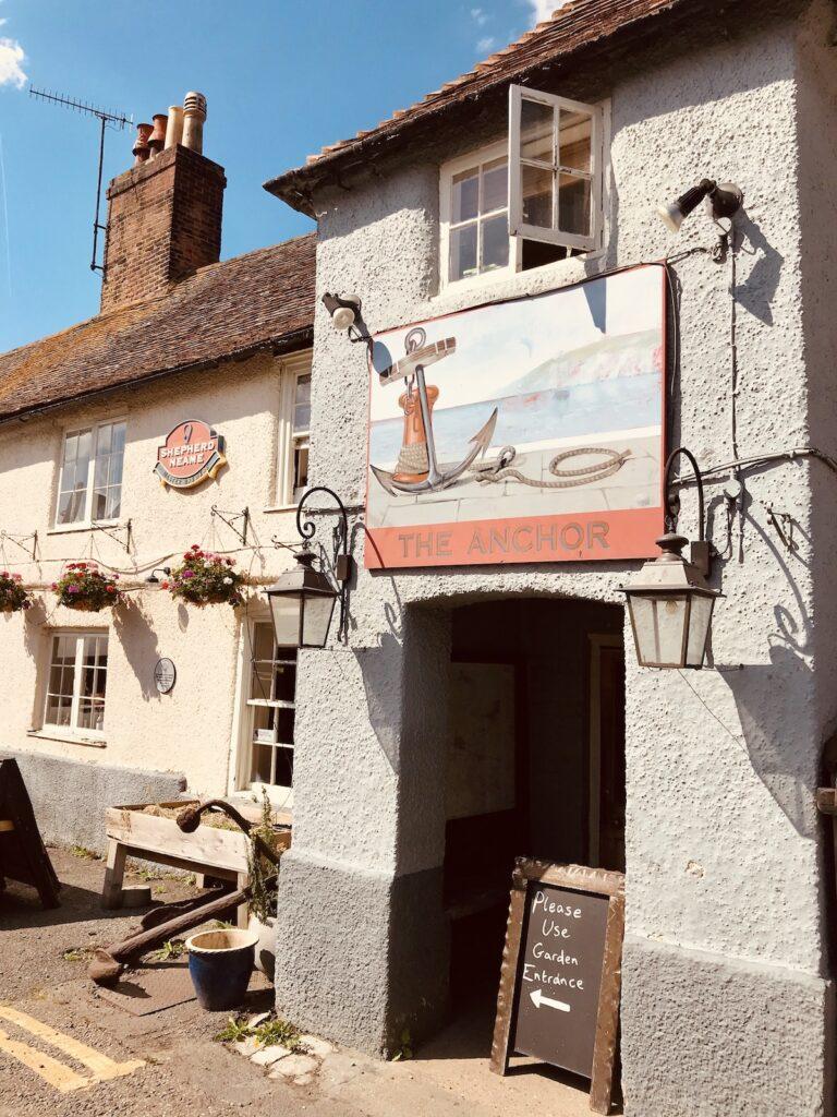anchor pub Faversham