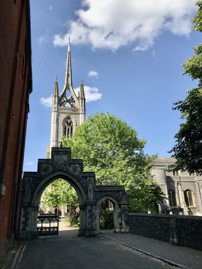 St Mary's Church Faversham