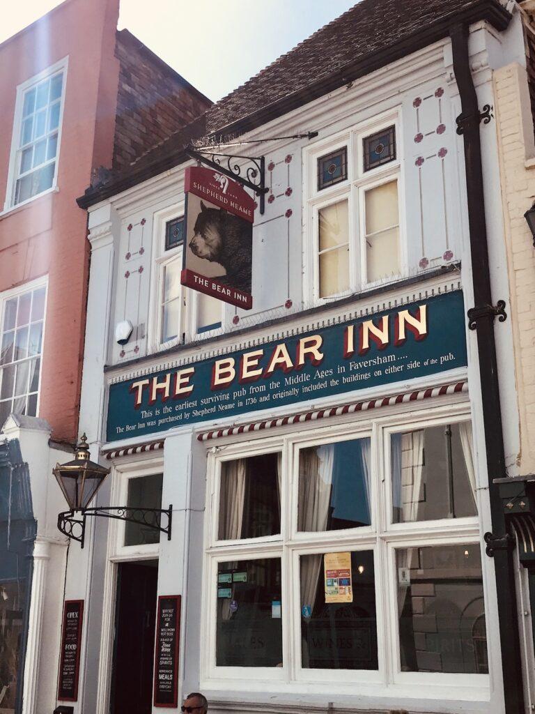 The Bear Pub Faversham