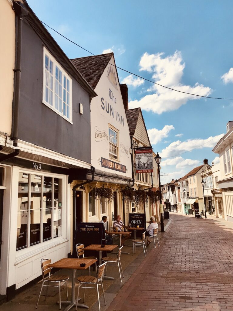 The Sun Inn Faversham
